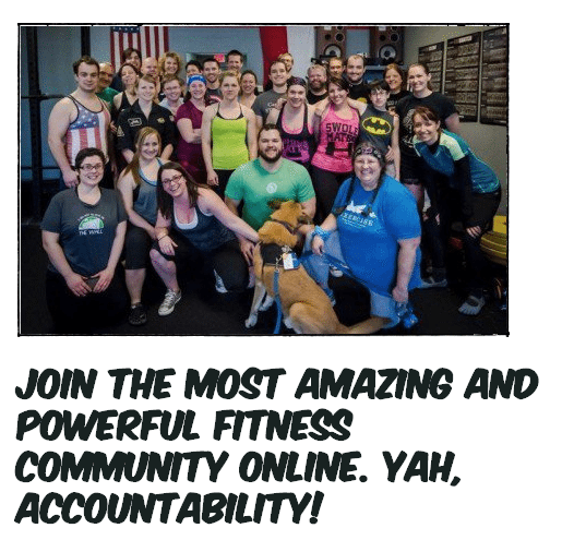 nerd fitness screenshot of captions benefits on images
