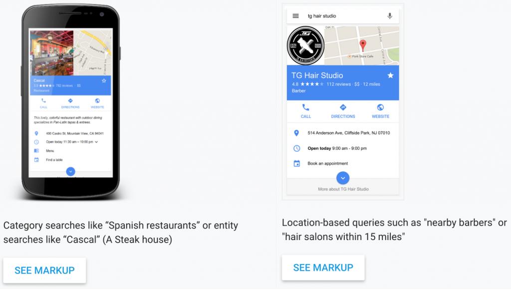 Local Business Schema markup - Serped.com