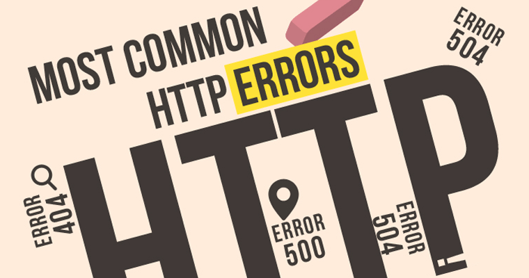 Most Common HTTP Errors Explained & How to Fix Them - Serped