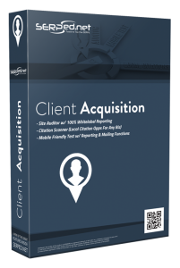Client Acquisition Box SERPed.net