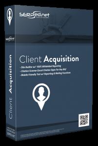 Client Acquisition Box SERPed.net