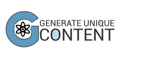 generate unique content