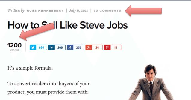steve jobs shares