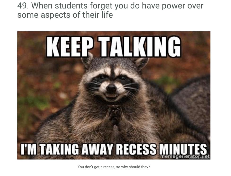 teacher meme cont