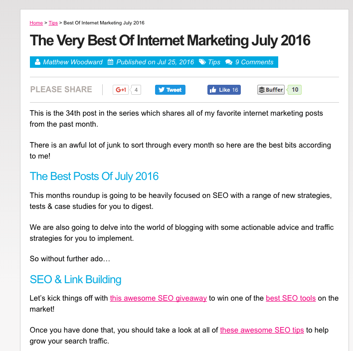 best of internet marketing