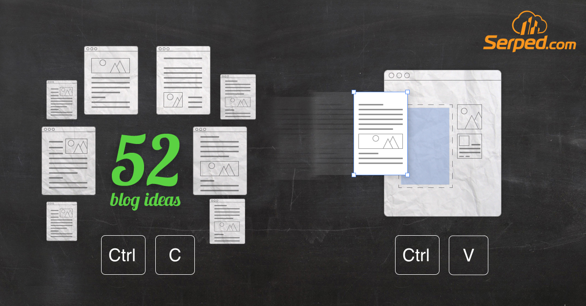 52 Copy And Paste Blog Post Ideas For Your Agency Blog